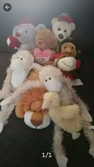 Plush Toys for Sale in Burleson, TX