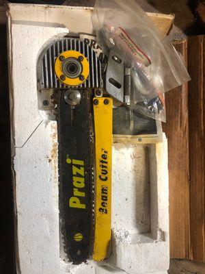 Prazi skill saw beam cutter for Sale in Hilo, HI