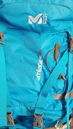 Millet Backpack, 50 + 10 Liters for Sale in Gig Harbor,  WA