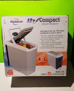 Portable 18 Quart Cooler or Warmer - 12v - Never Used for Sale in Denver, PA