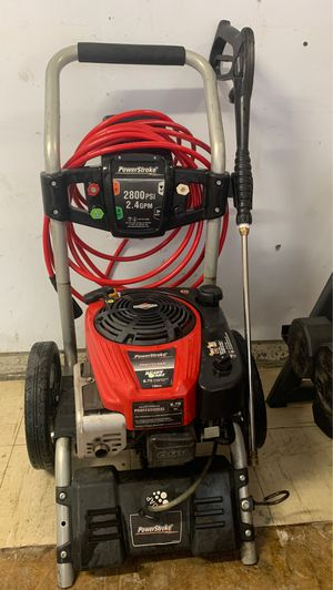 Powerstroke Pressure Washer for Sale in Olympia, WA