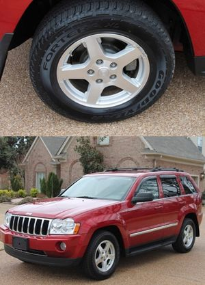 Jeeepp2005 Grand Cherokee 4wd LimitedClean_Title for Sale in Anaheim, CA