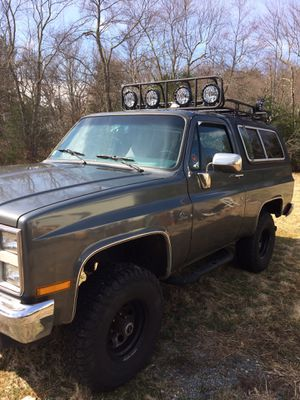 87 Chevy Blazer for Sale in Milford, MA