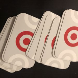Target $20 gc Credits with receipt for Sale in Los Angeles, CA