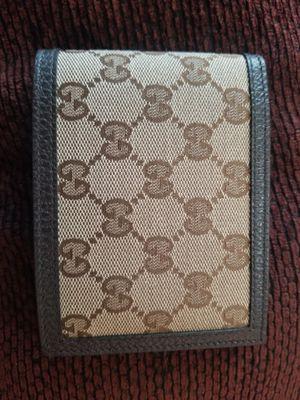Men's Gucci GG Wallet for Sale in El Cajon, CA
