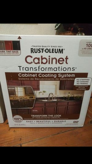 Cabinet Transformations Kit for Sale in Mesa, AZ