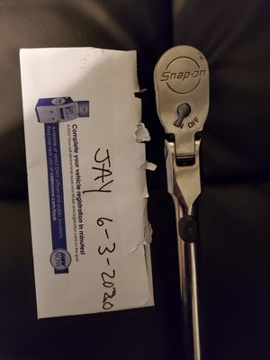 """Snap On Tools 1/2"""" torque wrench for Sale in Long Beach, CA"""