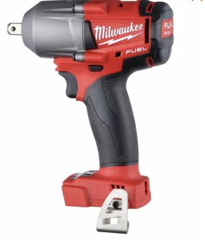 MILWAUKEE IMPACT WRENCH MID TORQUE WITH DENT PIN. for Sale in US