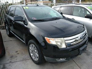 2010 ford edge sel like new WELCOME EVERYONE NO CREDIT CHECK todos califican GARANTIZADO for Sale in Phoenix, AZ