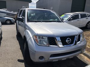 2007 Nissan Pathfinder for Sale in Pacific, WA