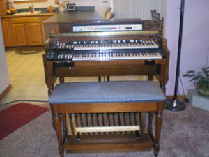 B 3 Hammond Organ for Sale in Sterling Heights, MI
