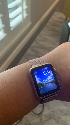 Apple Watch! Watch out...check this 42 Apple Watch. for Sale in Austin, TX