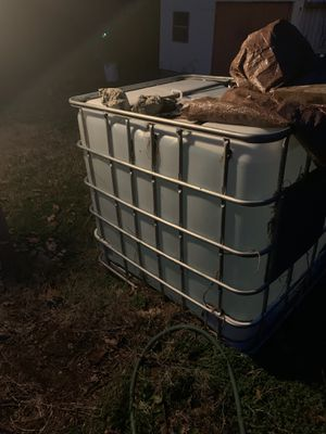 Water Container Farm $40 for Sale in Morristown, TN