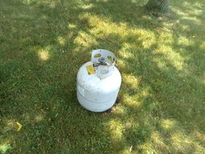 RV Propane Tank with Propane for Sale in BAITING HOLLO, NY