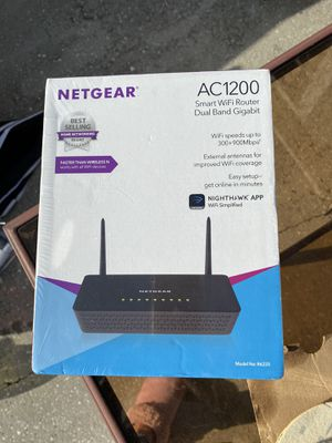 Netgear smart WiFI Router for Sale in Deltona, FL