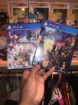 Kingdom Hearts Bundle Set for Sale in The Bronx, NY