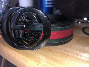 Authentic Gucci belt for Sale in Seattle, WA