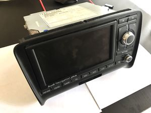 Audi Navigation Plus head unit (TT mk2 8j 2008) for Sale in San Leandro, CA