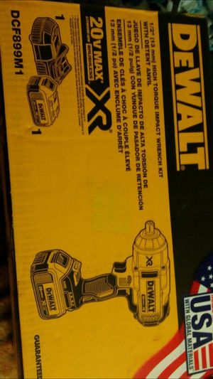 """1/2"""" Impact wrench Kit. $230 for Sale in Fairfield, CA"""