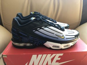 Nike Air Max Plus 3 Hyper Blue DS for Sale in Fort Belvoir, VA