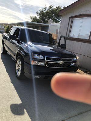 07 Chevy Silverado crew cab 5.3L e-85 🌽🌽🌽 for Sale in Visalia, CA