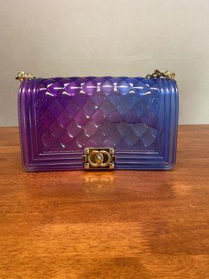 Jelly Purse Purple/Blue for Sale in Jefferson City, MO
