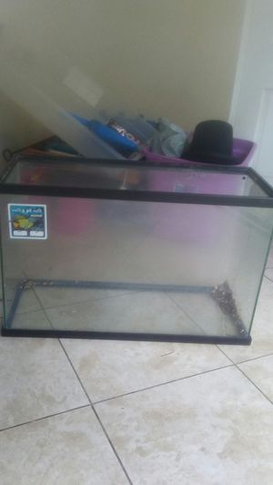 Aquarium and filters. for Sale in Hacienda Heights, CA