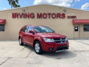 2012 Dodge Journey for Sale in San Antonio, TX
