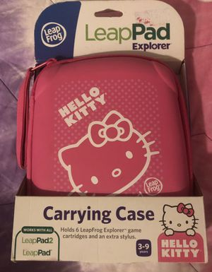 Hello Kitty leappad explorer case for Sale in Riverside, CA