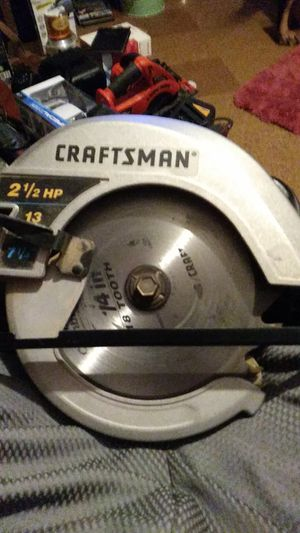 "7 1/4"" Circular saw for Sale in Evansville, IN"
