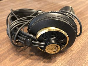 Samsung AKG K 240 Studio monitor headphones for Sale in Irving, TX