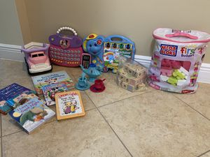 KIDS TOYS- prices in description for Sale in Pompano Beach, FL