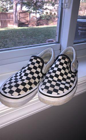 Checkered Vans for Sale in Fairfax, VA