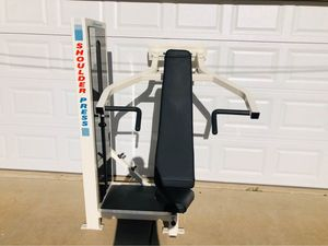 Seated Shoulder Press - Magnum Commercial Equipment - Workout - Fitness - Exercise - Gym Equipment for Sale in Downers Grove, IL
