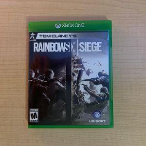 Tom Clancy Rainbow Six Siege XBOX ONE for Sale in Miami, FL