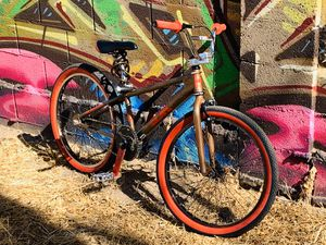"2006 DK General Lee 24"" bmx cruiser race bike for Sale in Phoenix, AZ"