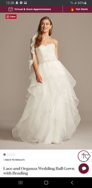 Wedding dress for Sale in Bonney Lake, WA