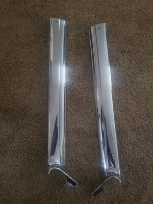 1965-68 chevy Impala convertible pillars parts for Sale in Fresno, CA