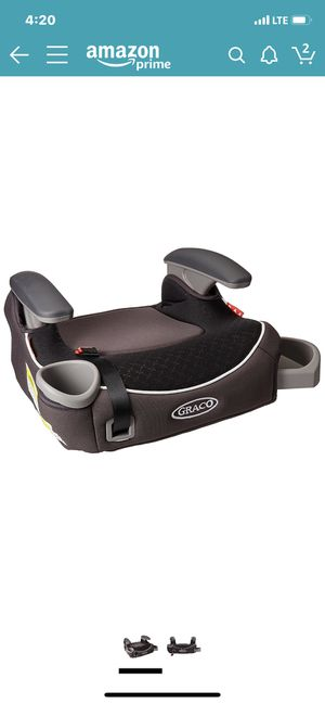 Greco affix backless booster seat brand new in box for Sale in Henderson, NV