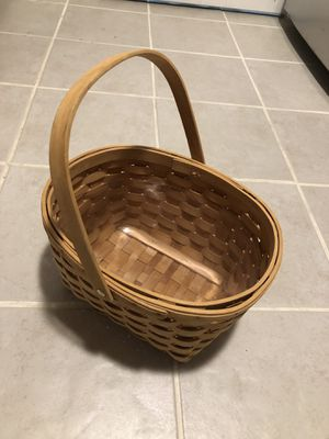 Woven Basket! for Sale in Alexandria, VA