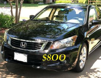 ✅✔️$8OO Urgently Selling By Owner 💚 2OO9 Honda Accord EX-L Everything is working great! Runs great and fun to drive!🟢🟢// for Sale in Vancouver,  WA