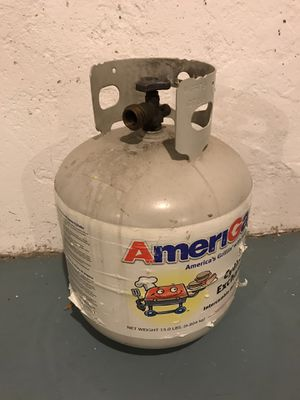 empty Propane Tank for Sale in Downers Grove, IL