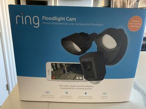 Ring Floodlight Camera for Sale in Henderson, NV