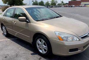 2007 Honda Accord ex for Sale in Mesa Grande, AZ