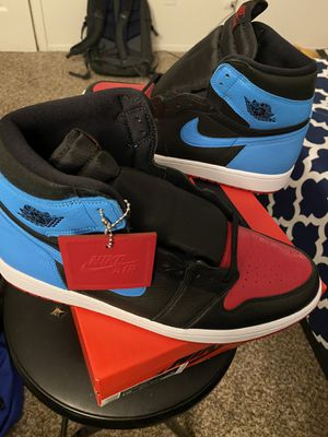 "Air Jordan 1 HIGH OG ""UNC to CHI"" Mens size 10.5 for Sale in Addison, TX"