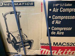 Makita air compressor new for Sale in Schiller Park, IL