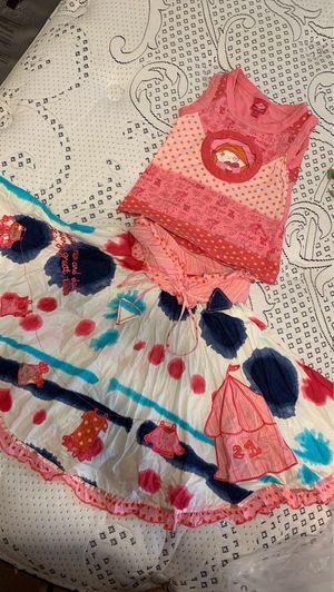 Gorgeous oilily girls skirt set sz 105 4-5 for Sale in Miami, FL