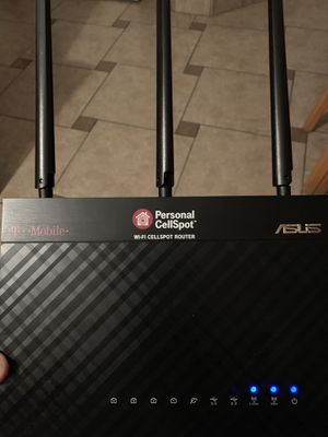 Asus Wifi & CellSpot Router for Sale in Tucson, AZ
