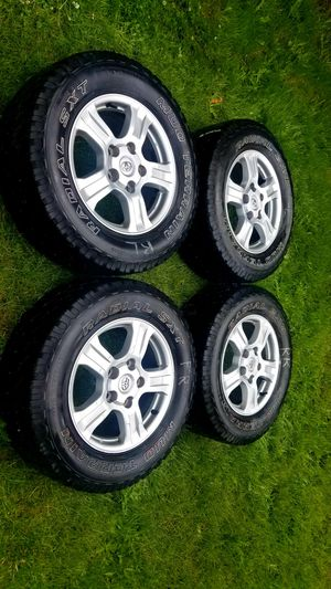 Toyota 18 Inch Wheels Rims & Tires OEM for Sale in Covington, WA