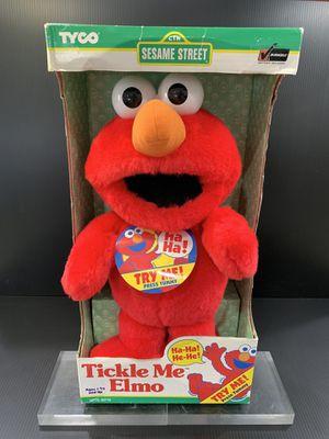 Original 1996 Tickle Me Elmo Doll for Sale in El Monte, CA